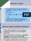 Pastena introduzione alla storia della scrittura fonts fandeluxe Image collections