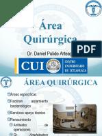 ÁREA QUIRURGICA