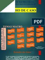 DIAPOSITIVAS. ESTUDIO DE CASO