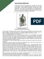 Die deutschen Tempelritter und die Göttin Isais