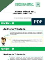 Fundamentos Basicos de La Auditoria Tributaria