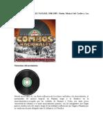 COMBOS NACIONALES PANAMÁ 1960
