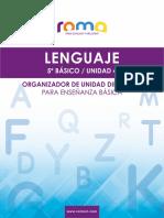 Planificacion 5b Unidad4 Lenguaje