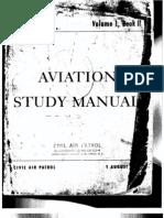 CAPM 1-2 Aviation Study Manual (1949)