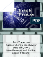 trick tracer