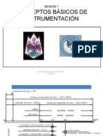 Sesion 01 - Conceptos Básicos de Instrumentación
