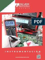 202104 Silver Electronics Catálogo Instrumentación v2 0 2021