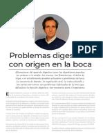 Problemas digestivos con origen en la Boca Revista-Sanifarma-21