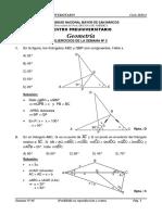 Solucionario semana 02 geometria