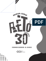 Cuadernillo Reto 30 final