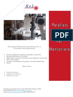 Parafiato Per Mentoniere Scandurra Srl Brochure