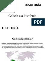 Galicia e a Lusofonía