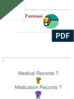 Pert-3 Rekam Farmasi