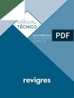 Manual Tecnico Revigres PT