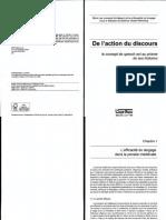 Irene Rosier-Catach Lefficacite Du Langa