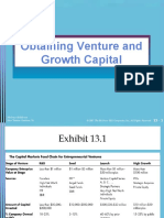 Ch013 Obtaining Venture and Growth Capital