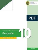 X_Geografie (a. 2020 in Limba Romana)