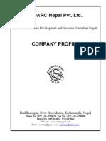 Short Company Profile of RIDARC