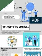 _EMPRESAS SUS OBJETIVOS Y FUNCIONES BÁSICAS_