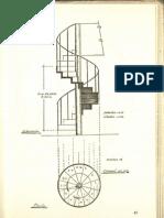 La escalera de Arq. Alberto A. Sabatini (1972)
