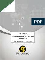 GDA Electiva II - Programacion de sitios web