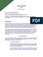 AFP vs. NLRC