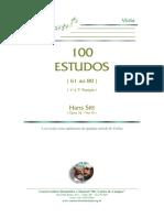 100 Estudos, Op 32 - Vol. 4 - va