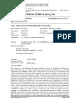 2º Termo de Declaracao - Thayna (1)