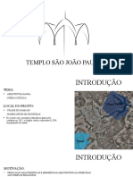 TEMPLO JOÃO PAULO II