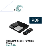 FreeAgent Theater+ User Guide