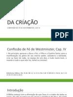 Capítulo IV - CFW