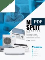 Multisplit Daikin