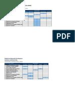 Matriz RAM-Empresa Constructora