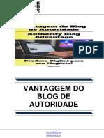 Vantagem do Blog de Autoridade (Authority Blog Advantage)