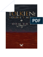 J R R Tolkien Hombre y Mito Joseph Pearce