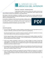 Sondeo FEMI COVID– Abril 2021 - Completo