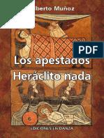 Los apestados - Alberto Muñoz