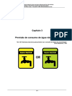 Capitulo 03- Previsão de consumo de água