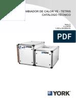 HCAT-AHUSC001 Rev04 Jul2019  Catálogo Técnico Intercambiador de calor YE (1)