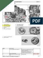 R&I Camshaft Adjuster Exhaust 272 & 273 Eng. #1