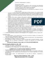 PRIMERA PONENCIA PARA EL CAPITULO DE DERECHO CONSTITUCIONAL