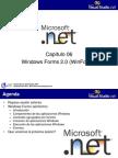 Sesión 06 - Windows Forms