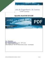 Apostila Autocad 2D-3D