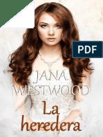 LA HEREDERA DE JANA WESTWOOD