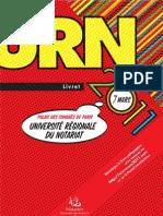 Université Régionale du Notariat 2011