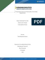 Problema ético En El Ámbito Organizacional Elaborado Por LINDA JISSELA LOZANO Y YEIMY GUTIERREZ PINZÓN