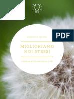 Miglioriamo Noi Stessi - Domenico Marra