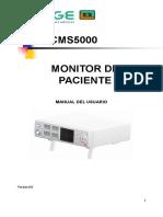 Manual Usuario CMS5000