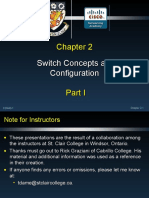 Expl Sw Chapter 02 Switches Part I