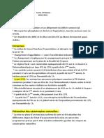 ACTUS JURIDIQUE- 08-02-2021